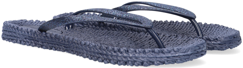 Blauwe ILSE JACOBSEN Slippers CHEERFUL01 - larger