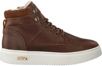 OMODA Baskets montantes O2586 en cognac  - medium
