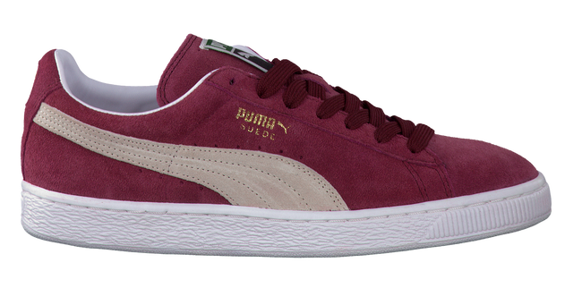 Rode PUMA Sneakers 352634 HEREN  - large