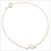 ALLTHELUCKINTHEWORLD Bracelet SOUVENIR BRACELET CACTUS en or - small
