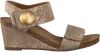 CA'SHOTT Sandales 8024 en beige - small
