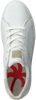 SCOTCH & SODA Baskets montantes LAURITE en blanc  - small
