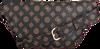 GUESS Sac à main UTILITY VIBE BELT BAG en marron  - small