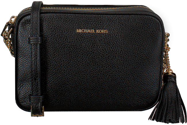 MICHAEL KORS Sac bandoulière MD CAMERA BAG en noir - large
