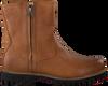 BLACKSTONE Biker boots OL24 en cognac - small