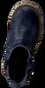 CLIC! Bottillons CL8062 en bleu - small