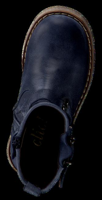CLIC! Bottillons CL8062 en bleu - large