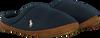 Blauwe POLO RALPH LAUREN Pantoffels JACQUE SCUFF  - small