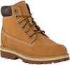TIMBERLAND Bottines à lacets COURMA KID TRADITIONAL 6 INCH en camel  - small