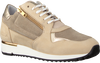 Beige RED-RAG Lage sneakers 76756  - small