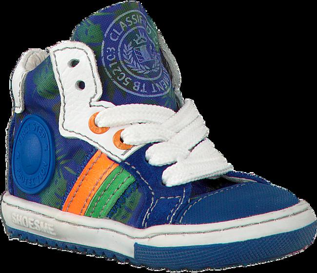 SHOESME Baskets EF8S025 en bleu - large