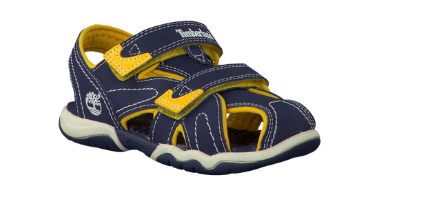 Blauwe TIMBERLAND Sandalen ADVENTURE SEEKER CLOSED KIDS  - large