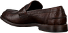 Bruine MAZZELTOV Loafers 9611  - small