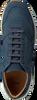 HUGO Baskets basses ELEMENT RUNN en bleu  - small