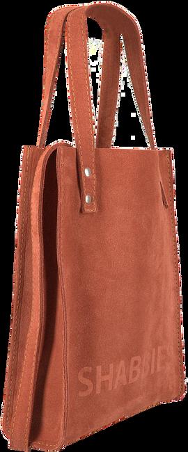 SHABBIES Shopper 281020001 en marron  - large