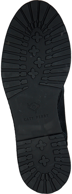 Zwarte KATY PERRY Veterboots KP0162  - large