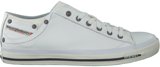 DIESEL Baskets MAGNETE EXPOSURE LOW en blanc - large