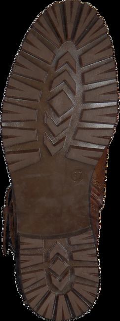 VERTON Biker boots PARIJS en cognac  - large