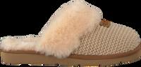 UGG Chaussons COZY KNIT SLIPPER en beige - medium