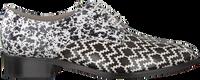 PERTINI Chaussures à lacets 15900 en noir  - medium