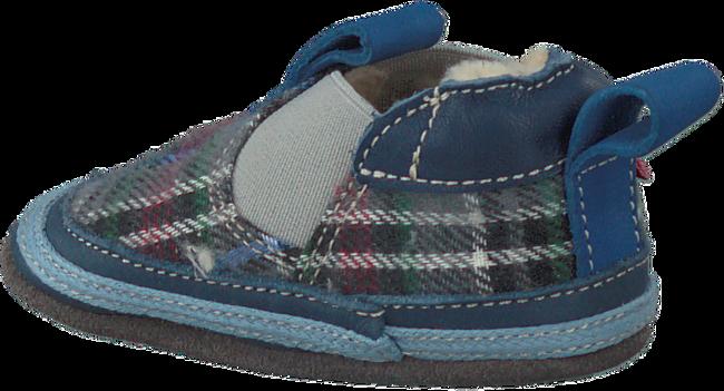 SHOESME Chaussures bébé BS6W400 en bleu - large