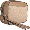COACH Sac bandoulière CAMERA BAG en beige  - small
