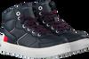 Blauwe TOMMY HILFIGER Hoge sneaker 30926  - small