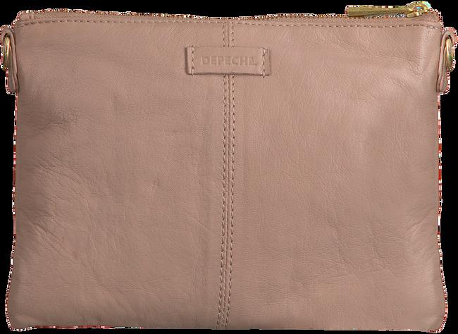 DEPECHE Sac bandoulière 14058 en rose  - large