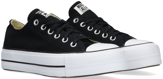 Zwarte CONVERSE Sneakers CHUCK TAYLOR ALL STAR LIFT  - large