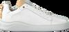FRED DE LA BRETONIERE Baskets basses 101010125 FRS0626 en blanc  - small