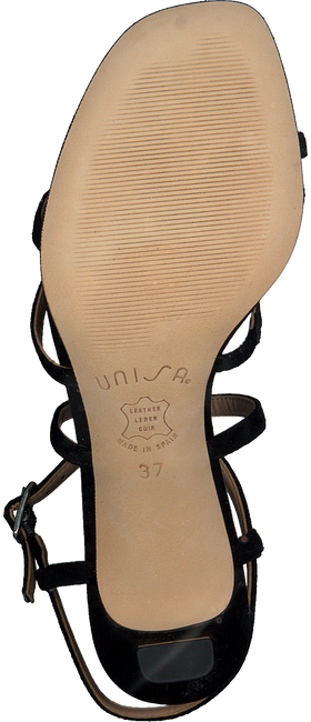 Zwarte UNISA Sandalen MALCON  - large