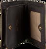 MICHAEL KORS Porte-monnaie FLAP CARD HOLDER en marron - small