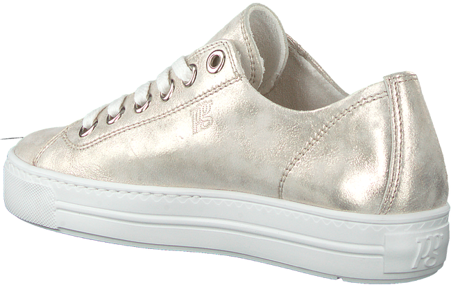 Gouden PAUL GREEN Lage sneakers 4704 - large