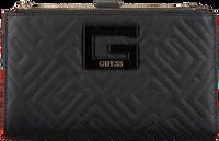 GUESS Porte-monnaie BRIGHTSIDE SLG DBL ZIP ORGNZR en noir  - medium