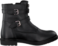 Zwarte APPLES & PEARS Biker boots GIACINTA  - medium