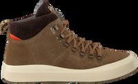 Bruine NAPAPIJRI Sneakers MID BLAST  - medium