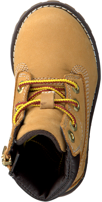 TIMBERLAND Bottillons POKEY PINE 6IN BOOT en camel - large
