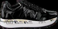 PREMIATA Baskets basses CONNY en noir  - medium