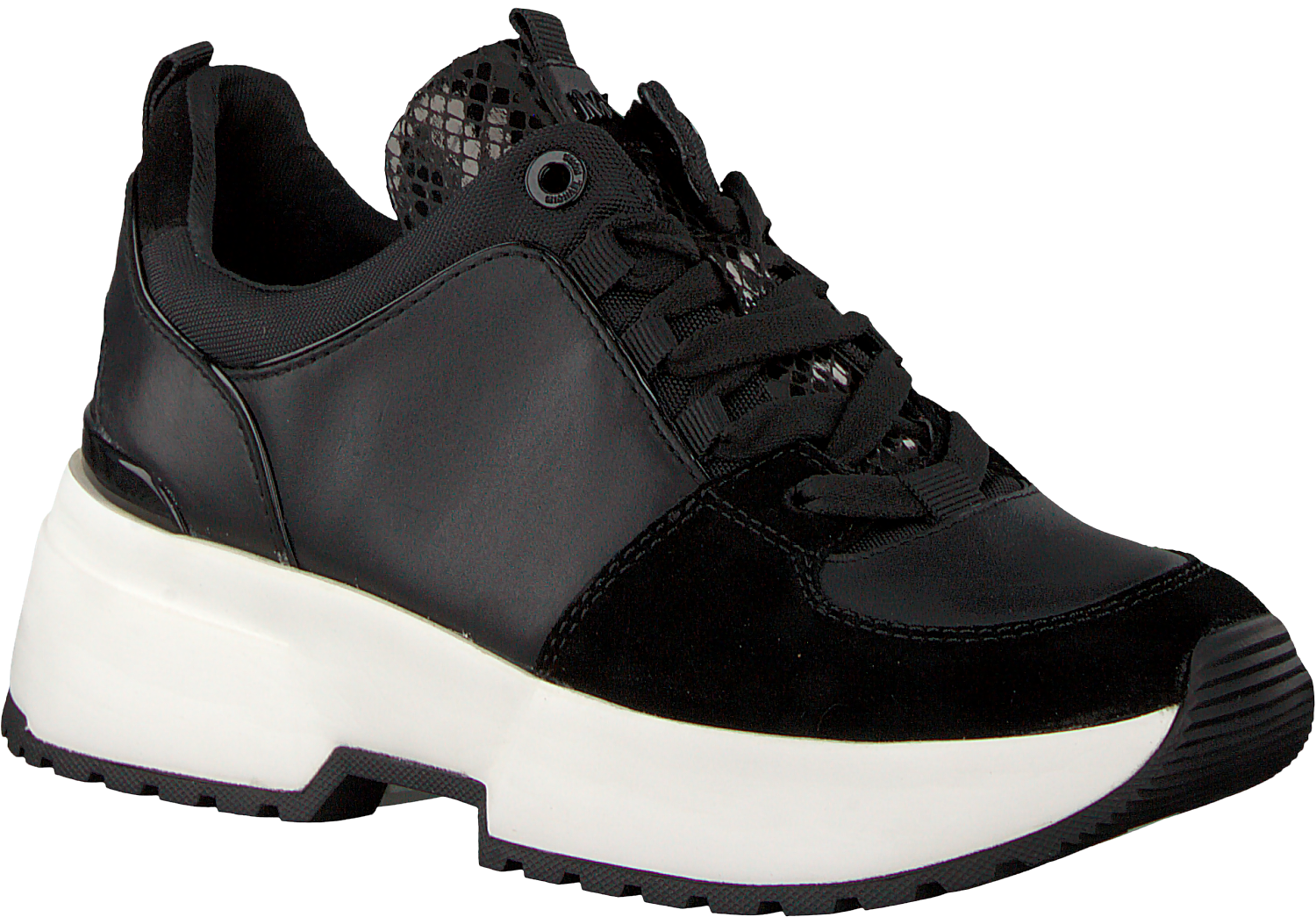 Michael Kors Trainer Noir be Baskets Omoda En Cosmo wknOP0