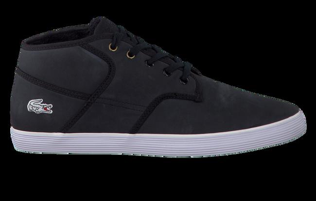 LACOSTE Chaussures à lacets ANDOVER en noir - large