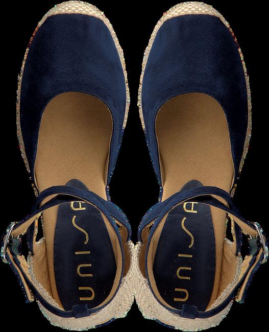UNISA Espadrilles CAUDE en bleu  - large
