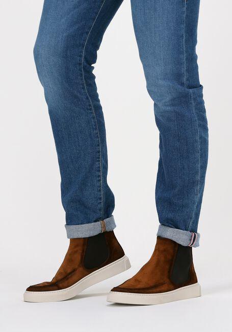 Bruine GIORGIO Chelsea boots 31825  - large