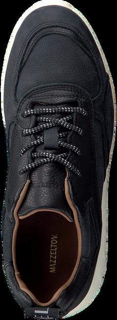 MAZZELTOV Chaussures à lacets MNAGO105.01OMO1 en noir  - large