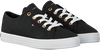 Zwarte TOMMY HILFIGER Lage sneakers ESSENTIAL NAUTICAL  - small