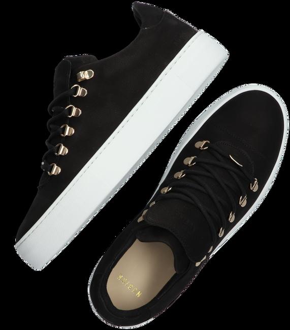 NUBIKK Chaussures à lacets JAGGER CLASSIC II en noir - large