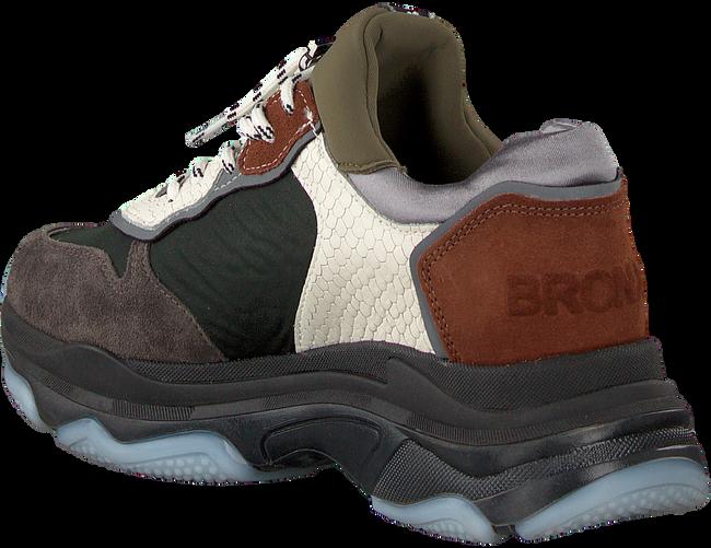 BRONX Baskets BAISLEY en gris  - large