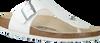 BIRKENSTOCK PAPILLIO Tongs RAMSES en blanc - small