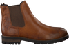 Cognac OMODA Chelsea boots 80076  - small