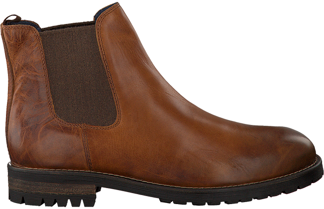 Cognac OMODA Chelsea boots 80076  - large