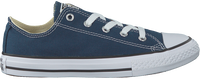 Blauwe CONVERSE Sneakers CHUCK TAYLOR ALL STAR OX KIDS  - medium